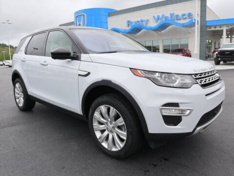 2017 Land Rover Discovery Sport for sale at RUSTY WALLACE HONDA in Knoxville TN