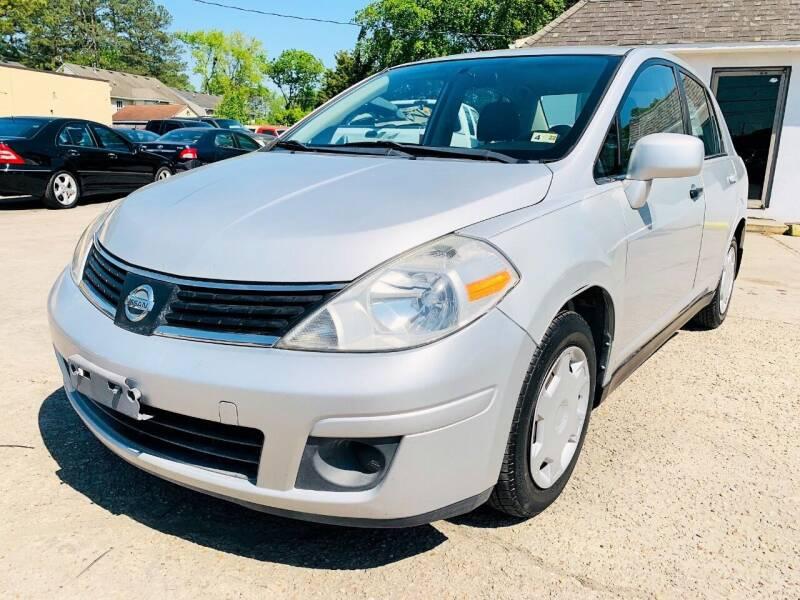 2008 Nissan Versa for sale at Auto Space LLC in Norfolk VA