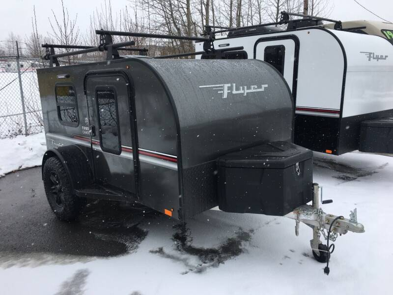 2020 Intech Flyer Chase for sale at Dependable Used Cars in Anchorage AK