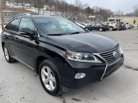 2013 Lexus RX 350 for sale at Ultra 1 Motors in Pittsburgh PA