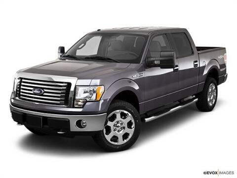 2010 Ford F-150 for sale at Jamerson Auto Sales in Anderson IN