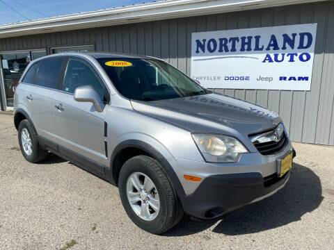 2008 Saturn Vue for sale at Northland Auto in Humboldt IA