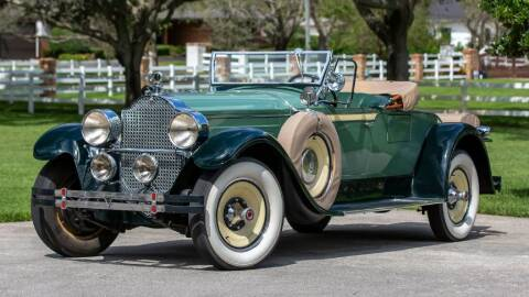 1928 Packard SUPER 8 for sale at Hardy Automotive in Hollywood FL