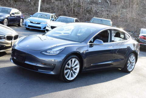 2019 Tesla Model 3 for sale at Automall Collection in Peabody MA