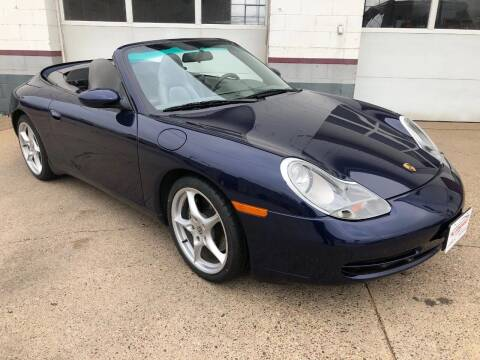 2001 Porsche 911 for sale at AUTOSPORT in La Crosse WI