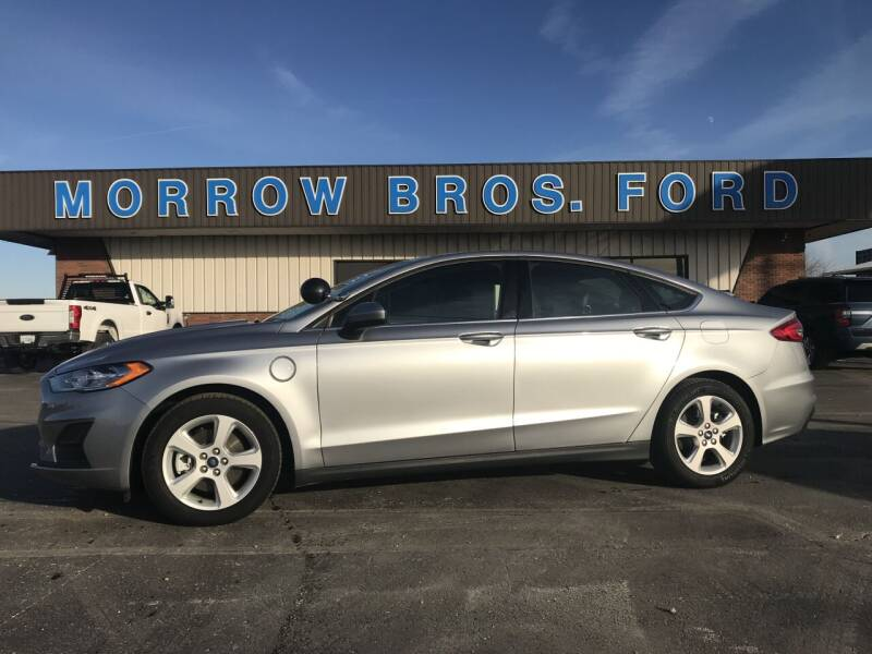 2020 Ford Fusion Energi for sale in Greenfield, IL