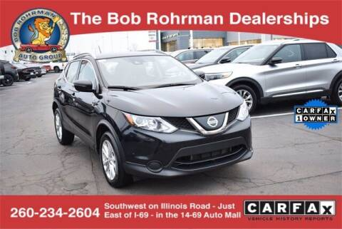 2019 Nissan Rogue Sport for sale at BOB ROHRMAN FORT WAYNE TOYOTA in Fort Wayne IN