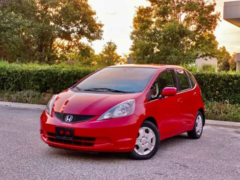 2013 Honda Fit for sale at Carfornia in San Jose CA
