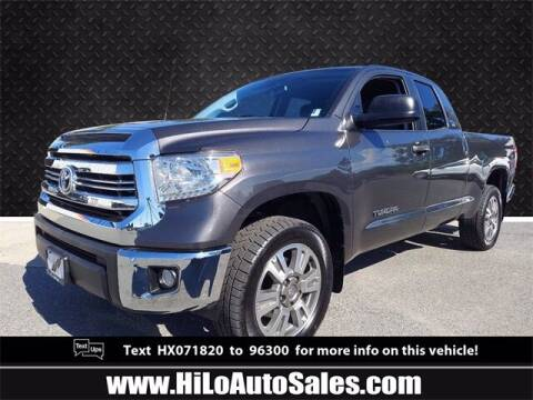 2017 Toyota Tundra for sale at Hi-Lo Auto Sales in Frederick MD