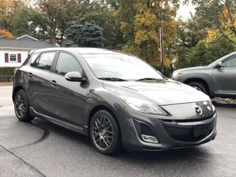 2010 Mazda MAZDA3 for sale at LARIN AUTO in Norwood MA