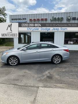 2013 Hyundai Sonata for sale at Montevideo Auto center in Montevideo MN