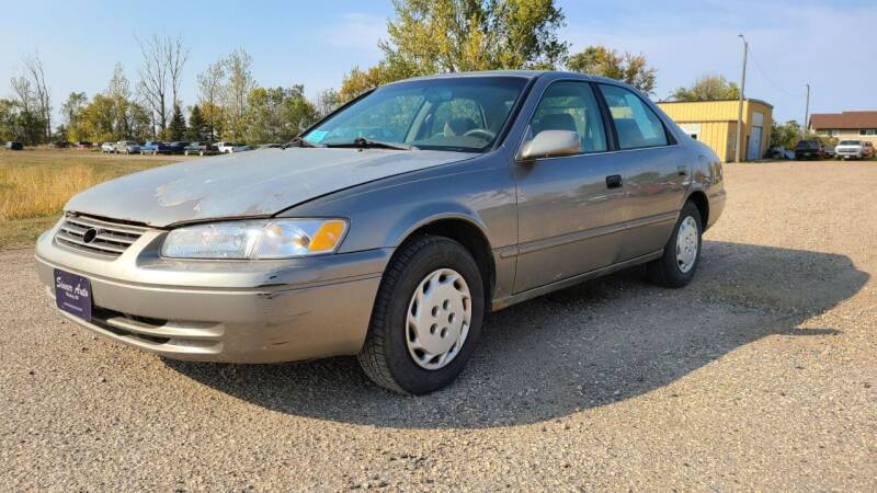 1999 Toyota Camry for sale at Sinner Auto in Waubay SD