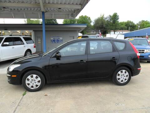 2012 Hyundai Elantra Touring for sale at C MOORE CARS in Grove OK
