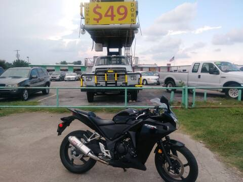 2013 Honda CBR250 for sale at USA Auto Sales in Dallas TX