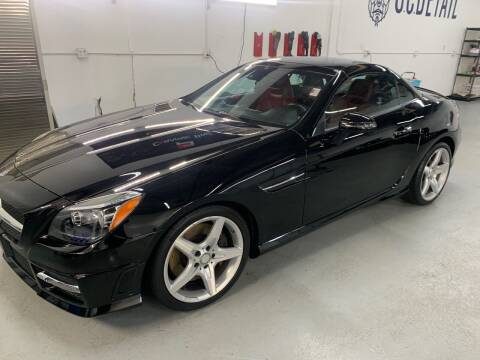 2016 Mercedes-Benz SLK for sale at The Car Buying Center in Saint Louis Park MN