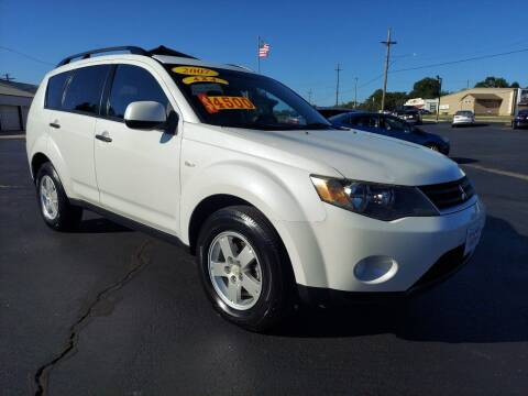 2007 Mitsubishi Outlander for sale at Holland's Auto Sales in Harrisonville MO