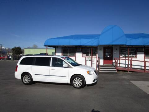 2014 Chrysler Town and Country for sale at Jim's Cars by Priced-Rite Auto Sales in Missoula MT