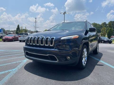2016 Jeep Cherokee for sale at Southern Auto Solutions - Lou Sobh Honda in Marietta GA