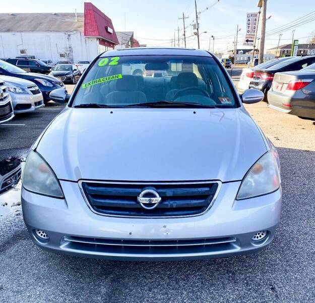 2002 Nissan Altima for sale at Auto Headquarters in Lakewood NJ