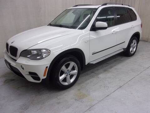 2012 BMW X5 for sale at Paquet Auto Sales in Madison OH