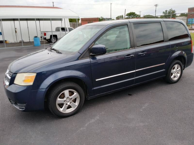 2008 Dodge Grand Caravan for sale at Big Boys Auto Sales in Russellville KY