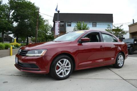 2017 Volkswagen Jetta for sale at Father and Son Auto Lynbrook in Lynbrook NY
