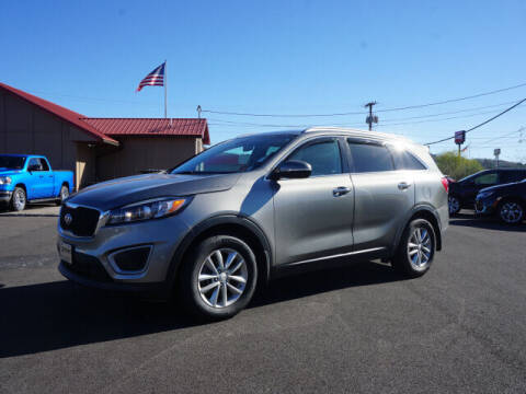 2016 Kia Sorento for sale at Stephens Auto Center of Beckley in Beckley WV