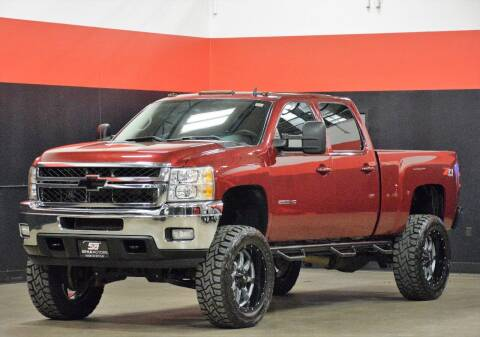 2013 Chevrolet Silverado 2500HD for sale at Style Motors LLC in Hillsboro OR