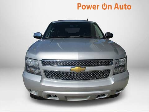2014 Chevrolet Suburban for sale at Power On Auto LLC in Monroe NC