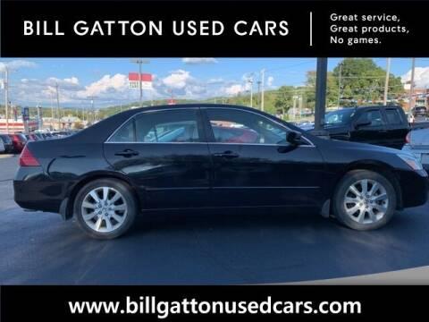 2007 Honda Accord for sale at Bill Gatton Used Cars in Johnson City TN