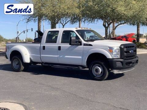2012 Ford F-350 Super Duty for sale at Sands Chevrolet in Surprise AZ