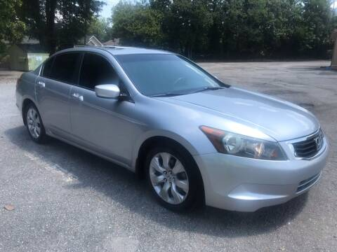 2008 Honda Accord for sale at Cherry Motors in Greenville SC