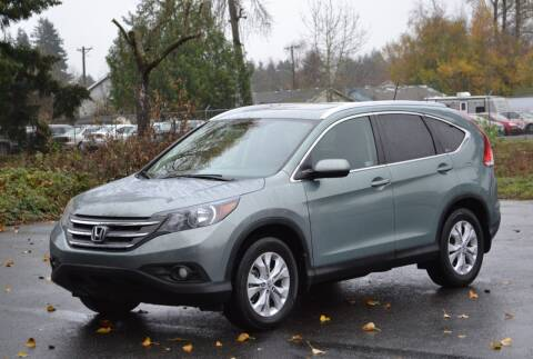 2012 Honda CR-V for sale at Skyline Motors Auto Sales in Tacoma WA