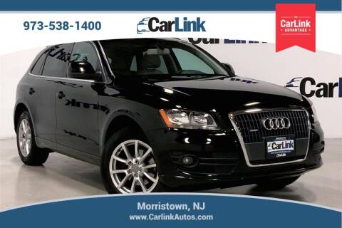2012 Audi Q5 for sale at CarLink in Morristown NJ