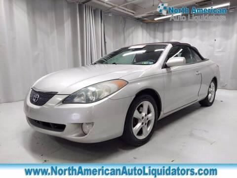 2006 Toyota Camry Solara for sale at North American Auto Liquidators in Essington PA