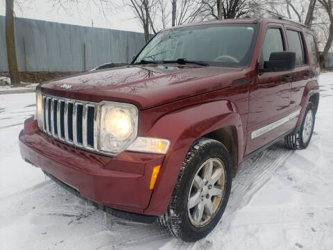 2008 Jeep Liberty for sale at Flex Auto Sales in Cleveland OH