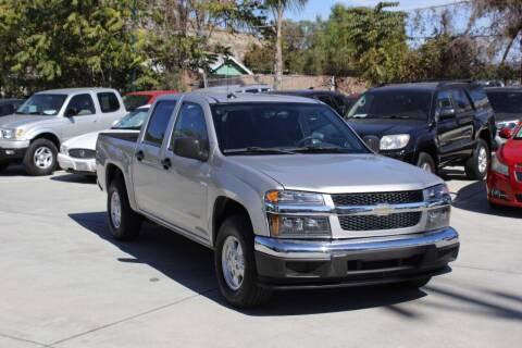 2004 Chevrolet Colorado for sale at Car 1234 inc in El Cajon CA