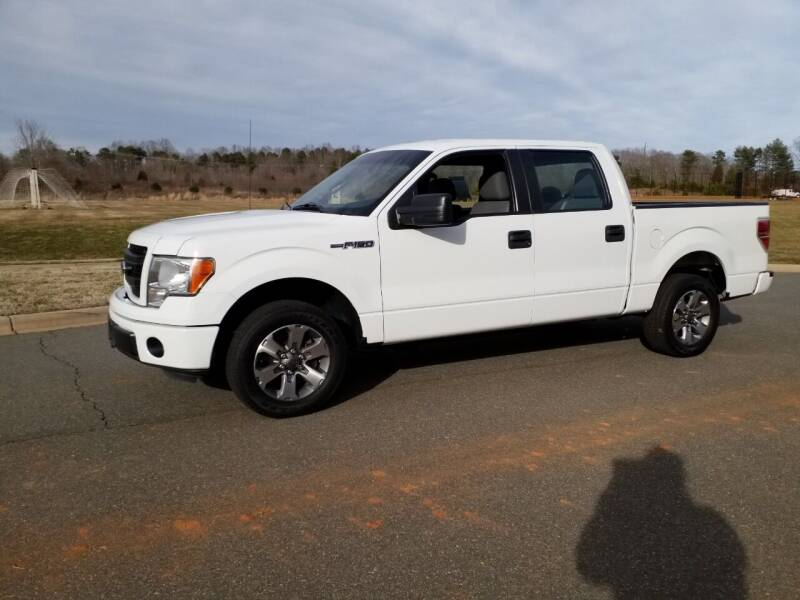 2014 Ford F-150 for sale at Lister Motorsports in Troutman NC