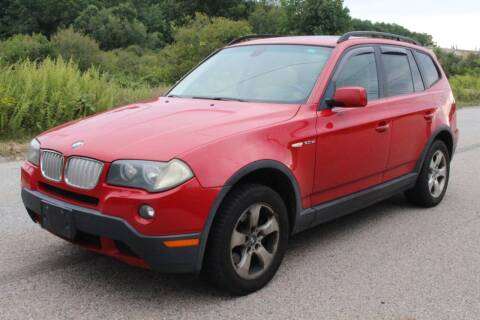 2008 BMW X3 for sale at Imotobank in Walpole MA