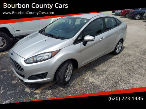 2014 Ford Fiesta for sale at Bourbon County Cars in Fort Scott KS