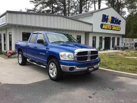 2007 Dodge Ram Pickup 1500 for sale at Bi Rite Auto Sales in Seaford DE