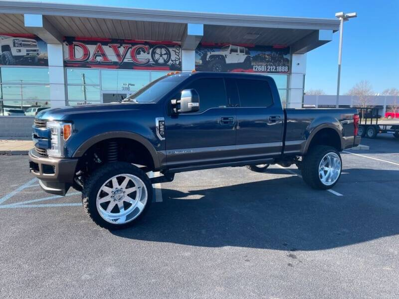2017 Ford F-250 Super Duty for sale at Davco Auto in Fort Wayne IN