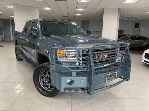 2015 GMC Sierra 2500HD for sale at Auto Mall of Springfield in Springfield IL