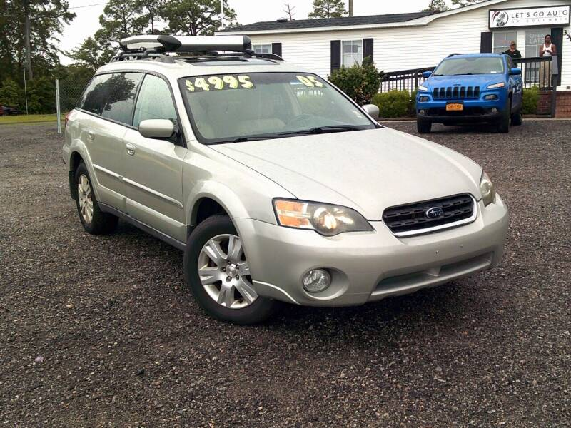 2005 Subaru Outback for sale at Let's Go Auto Of Columbia in West Columbia SC