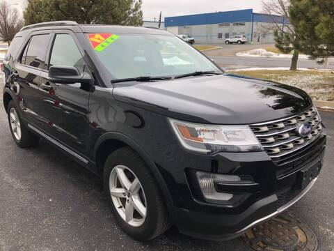 2017 Ford Explorer for sale at Ryan Motors in Frankfort IL