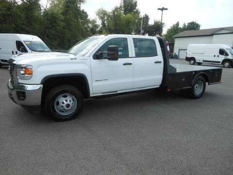 2019 GMC Sierra 3500HD for sale at Benton Truck Sales - Flatbeds in Benton AR