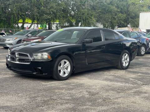 2012 Dodge Charger for sale at Bargain Auto Sales in West Palm Beach FL