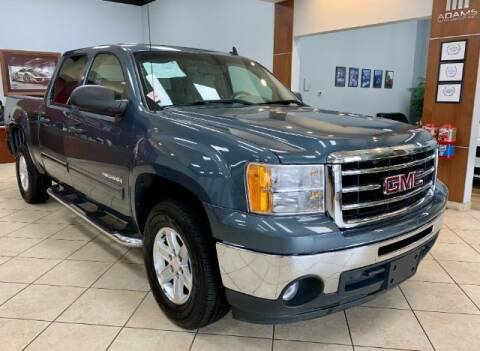 2013 GMC Sierra 1500 for sale at Adams Auto Group Inc. in Charlotte NC