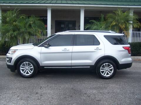 2016 Ford Explorer for sale at Thomas Auto Mart Inc in Dade City FL