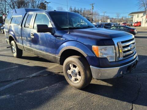 2010 Ford F-150 for sale at Plymouthe Motors in Leominster MA